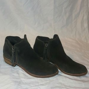 Sz 10 dolce vita ankle sutton style booties